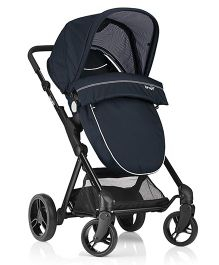 Brevi Stylish Presto Stroller - Navy Blue