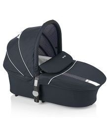 Brevi Soft Carrycot For Presto - Black
