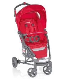 Brevi Ginger 3 Stroller - Red