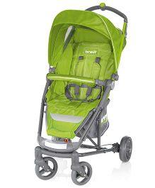 Brevi Ginger 3 Stroller - Green