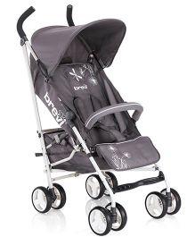 Brevi Marathon Stroller - Grey