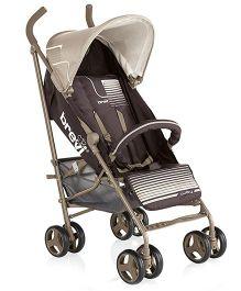 Brevi Marathon Stroller - Brown