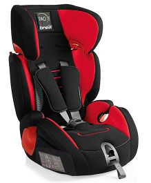 Brevi Tao Car Seat - Red & Black