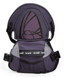 Brevi Pod Baby Carrier - Grey