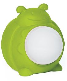 Brevi Lucilla Night Light Ladybug - Green