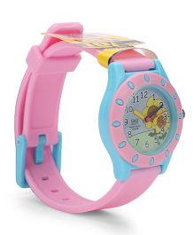 Q&Q Analog Wrist Watch - Pink