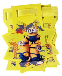 Minions Birthday Party Box - Yellow