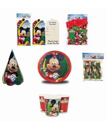 Disney Mickey Mouse Clubhouse Birthday Party Box - Multicolor