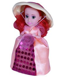 SmartCraft Cup Cake Surprise Princess Esther Doll (Color May Vary)