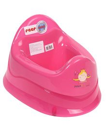 Reer Duo Baby Potty Training Seat - Pink