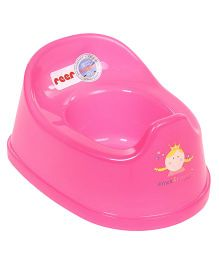 Reer Baby Potty Chair - Pink