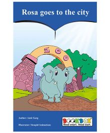 Rosa Goes To The City Book - English