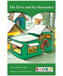 Elves And The Shoemaker Book - English