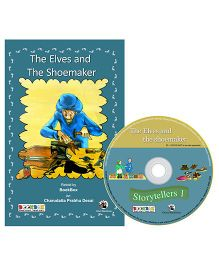 Elves And The Shoemaker Book With CD - English