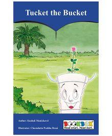Tucket The Bucket Book - English