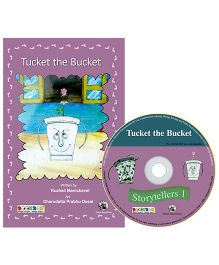 Tucket The Bucket Book And CD - English