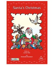 Santa's Christmas Book - English