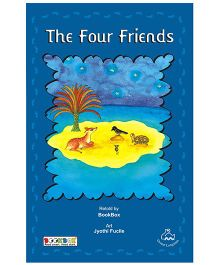 BookBox Story Book The Four Friends - English