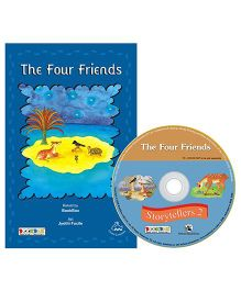 BookBox Story Book With CD The Four Friends - English