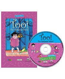 BookBox Story Book Tooi The Feathered Friend With CD - English