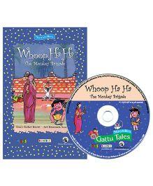 BookBox Whoop Ha Ha The Monkey Brigade Story Book With CD - English