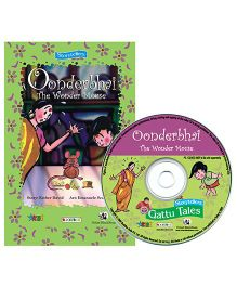 BookBox Oonderbhai The Wonder Mouse Story Book With CD - English