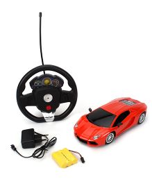 Classic Remote Controlled Model Car - Orange
