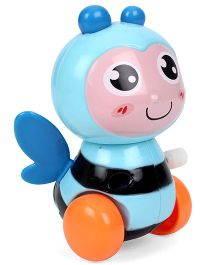 Playmate Dazzle Wind Up Bees - Blue