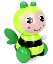 Playmate Dazzle Wind Up Bees - Green