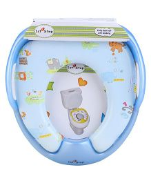 1st Step Baby Cushion Potty Seat Blue
