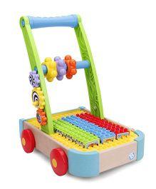 B Kids Busy Builder Wagon - Multicolor
