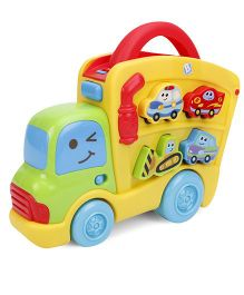 BKids Sirens N Sounds Puzzle Truck