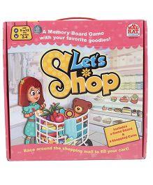 MadRat Let's Shop Board Game - Multicolor