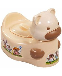 Toyzone Bear Shape Kids Potty Chair