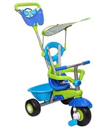 Smartrike Tricycle Fresh With Push Handle