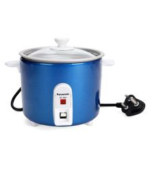 Panasonic Automatic Baby Cooker - Blue