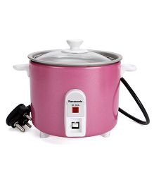 Panasonic Automatic Food Cooker - Pink
