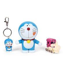Doraemon Play Set Pack Of 3 - Blue
