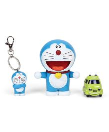 Doraemon Play Set Pack Of 3 - Blue