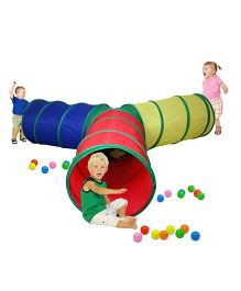 Playhood Activity Tunnel - Multicolor