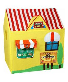 Cuddles Indian Dhaba Play house - Yellow