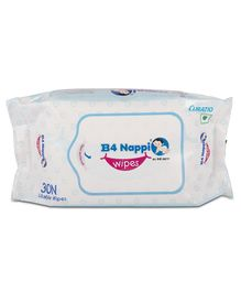 Curatio B4 Nappi Wipes - 30 Pieces
