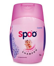 Curatio Spoo Tear Free Shampoo - 75 ml