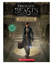 Fantastic Beasts And Where To Find Them Poster Book - English