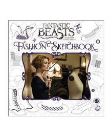 Fantastic Beasts And Where To Find Them Fashion Sketchbook - English