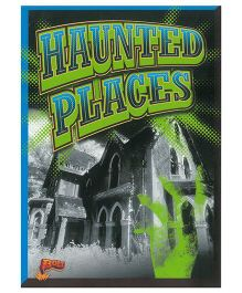Haunted Places Book - English