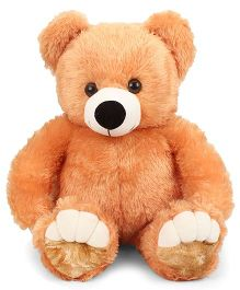 Liviya Sitting Teddy Bear Soft Toy Light Brown - 82 cm