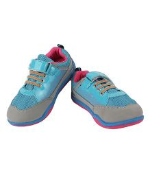 Myau Stylish Sports Shoes - Blue