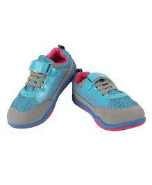 Myau Stylish Sports Shoes - Blue
