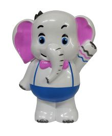 Emob 3 In 1 Cartoon Series Happy Fun Talking Elephant - White Blue